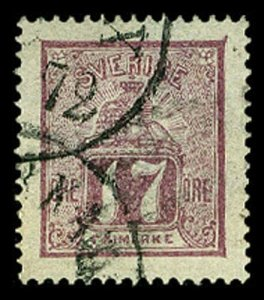 SWEDEN 14  Used (ID # 62498)