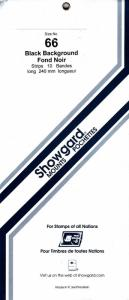 SHOWGARD BLACK MOUNTS 240/66 (10) RETAIL PRICE $11.95