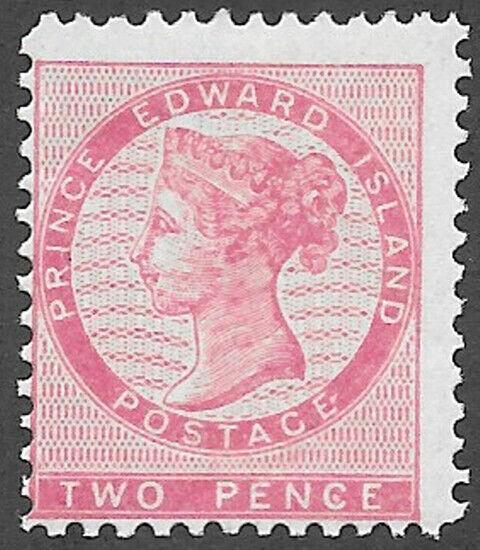 Prince Edward Island Scott Number 5 F H