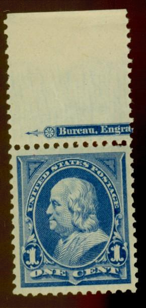 264 MINT VF OG NH Cat$17.50
