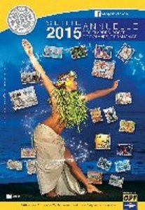 TAHITI (FRENCH POLYNESIA) - 2015 COMPLETE YEAR SET, MNH