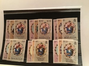 British Commonwealth stamps R21611
