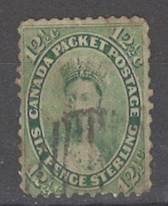 COLLECTION LOT # 3181 CANADA #18 1859 CV=$130