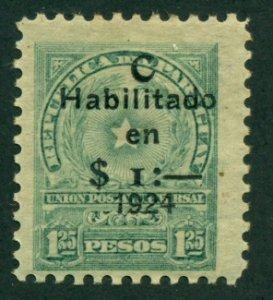 Paraguay 1924 #L4 MH SCV (2018) = $0.50
