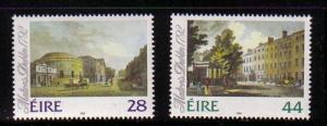 Ireland Sc 874-5 1992 James Malton stamp set mint NH