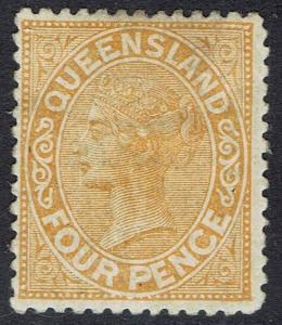 QUEENSLAND 1890 QV 4D PERF 12.5,13