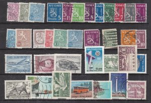 FINLAND^^^x  36     mostly used    collection   $$@lar3423finl23