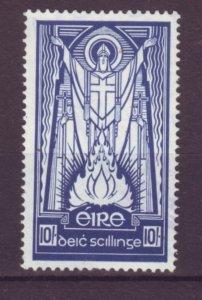 J20719 Jlstamps 1943-5 ireland used #123 st patrick