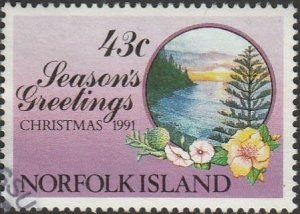 Norfolk Island, #511 Used,  From 1991