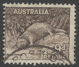 AUSTRALIA 174 VFU PLATYPUS S135-5