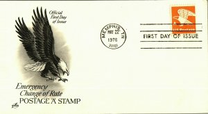 Bargains galore US #1735 A Stamp Artcraft cacheted unaddressed FDC
