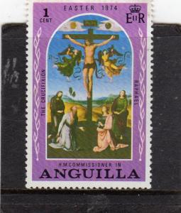 Anguilla 1974 Easter MNH