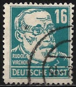 DDR 1948 Scott# 10N35 Used