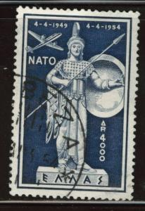 GREECE Scott C73 used Airmail  stamp