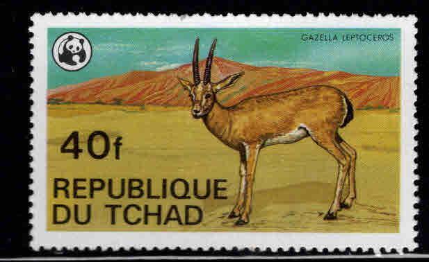 Chad TCHAD Scott 367 MNH** WWF stamp