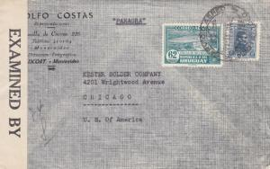 Uruguay to Chicago, IL, 1942, See Remark (C1641)