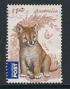 Australia SG 3609 VFU