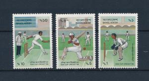 [57916] Bangladesh 1988 Cricket Asia Cup MNH