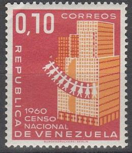 Venezuela #786 MNH   (K289)