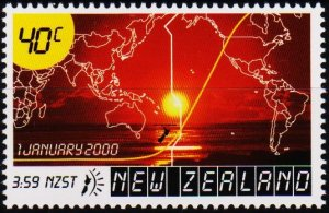 New Zealand. 2000 40c S.G.2310 Unmounted Mint