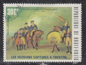 Burkina Faso C210 Hessians Captured at  Trenton  1975
