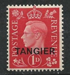 Great Britain-Tangier  # 516 1d. George VI   (1)  Mint NH