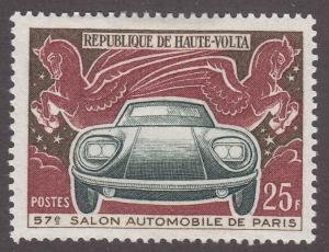 Burkina Faso 231 57th Paris Automobile Show 1970