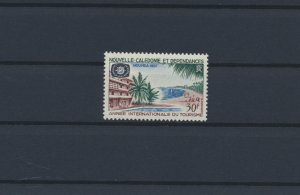 [I2021] New-Caledonia 1967 Tourism good set of stamps very fine MNH