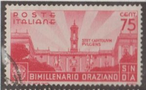 Italy Scott #363 Stamp - Used Single