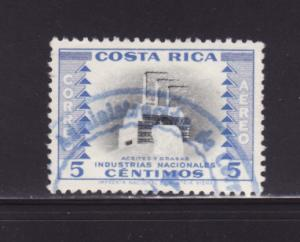 Costa Rica C252 U Vegetable Oil Refinary (C)
