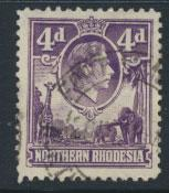 Northern Rhodesia SG 36  Used