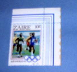 Zaire - 1156, MNH...Running. SCV - $1.10