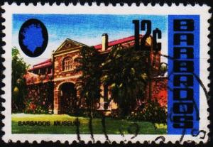 Barbados. 1970 12c S.G.407 Fine Used