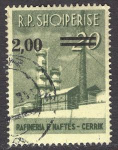 ALBANIA SCOTT 846