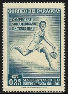 Paraguay 1962 Scott# 630 MNH