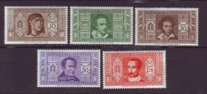 J20319 jlstamps 1932 italy from a set mh #268-up famous men
