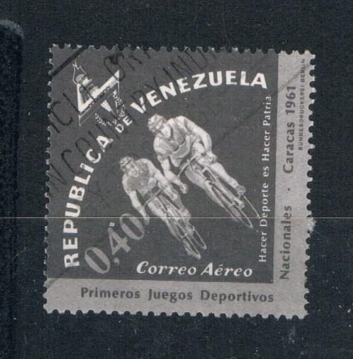 Venezuela #C808 Used National Games (V0489)