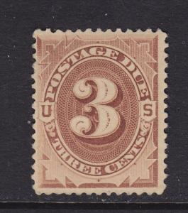 J3 F-VF OG mint never hinged with nice color cv $ 280 ! see pic !