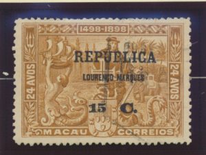 Lourenco Marques Stamp Scott #99, Used - Free U.S. Shipping, Free Worldwide S...