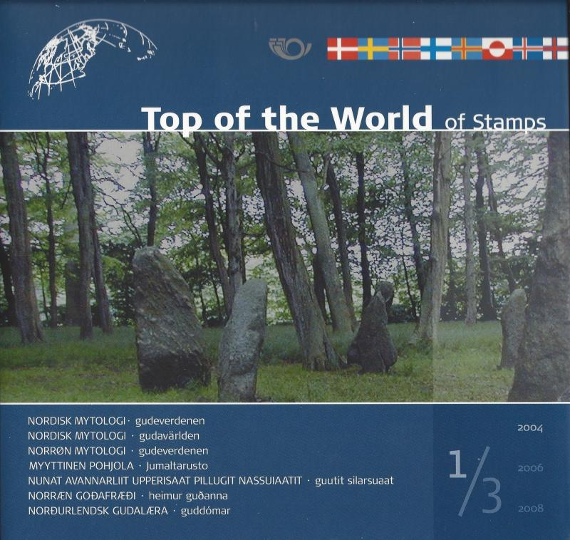 Norway, 2004 Top of the World Presentation Booklet (See Desc.), MNH
