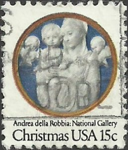 # 1768 USED CHRISTMAS MADONNA AND CHILD