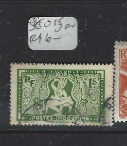 INDOCHINA  (PP1204B)  SC O15   VFU