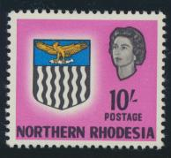 Northern Rhodesia  SG 87 SC# 87 MH - see details