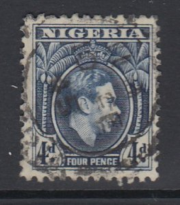 NIGERIA, Scott 68, used