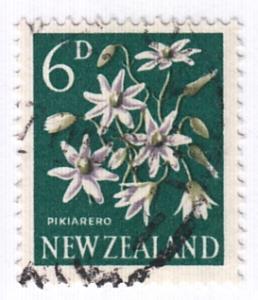 New Zealand, Scott #340 (2),  Used