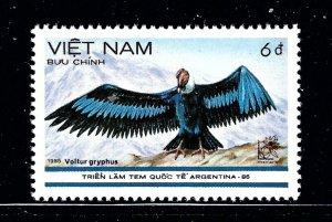 Vietnam 1529 MNH 1985 issue        (P78)