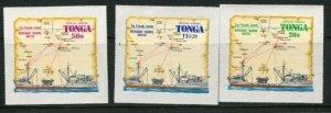 Tonga #CO55-7 MNH