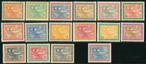 SAUDI ARABIA #324-332 #334-339 #434 Postage Middle East Stamp Collection Mint NH
