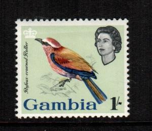 Gambia 182 MNH  cat $ 1.75