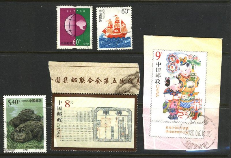 China   (5)    -1  Used  PD
